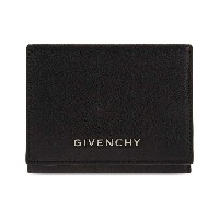 ジバンシー givenchy レディース アクセサリー 財布【pandora goat leather trifold wallet】Black