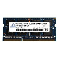 Adamanta 4 GB ( 1 x 4gb )ノートPCメモリアップグレードfor Dell Vostro 3750 ddr3 1333 MHz pc3 – 10600 cl9 SODIMM...