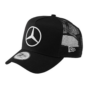 【Mercedes-Benz Collection】 Mercedes-Benz × NEW ERA 9FORTY D-Frame ブラック メッシュ