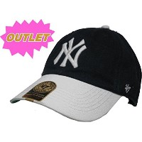 OUTLET New York Yankees 47 MLB BP 47 FRANCHISE Cap 帽子 XL [並行輸入品]