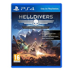 Helldivers Super-Earth Ultimate Edition (PS4) (輸入版)