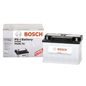 BOSCH (ボッシュ) 輸入車用バッテリー PS-I Battery PSIN-7C