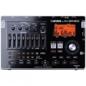BOSS Digital Recorder BR-800