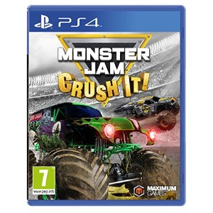 Monster Jam - Crush It (PS4) (輸入版)