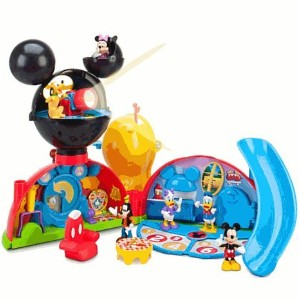 Disney(ディズニー) Mickey Mouse Clubhouse Deluxe Play Set ミッキー・マウスのクラブハウス デラックス プレイセット【並行輸入品】