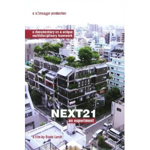 DVD - NEXT 21 - An Experiment: een documentaire van Beate Lendt