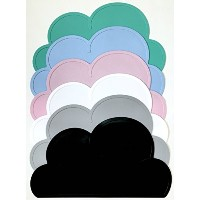 KG design Cloud Placemat グレー