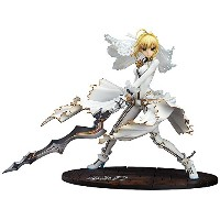 Fate/EXTRA CCC セイバー・ブライド 1/7スケール ABS&PVC製 塗装済み完成品フィギュア
