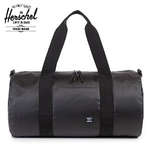 Herschel Supply ハーシェルサプライ STUDIO Sutton Duffle Mid-Volume / Black [10024-00787-OS]