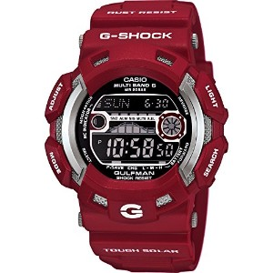 [カシオ]CASIO 腕時計 G-SHOCK MEN IN RESCUE RED GULFMAN GW-9110RD-4JF メンズ