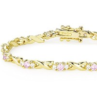 [Gift from New York] ブレスレット Little Pink Flower