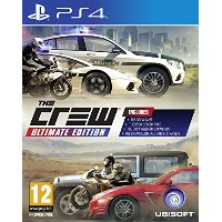 The Crew Ultimate Edition (PS4)(輸入盤)