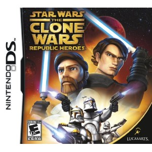 Star Wars the Clone Wars Republic Heroes(輸入版:北米)