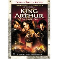 [北米版DVD リージョンコード1] KING ARTHUR (2004) (UNRATED) / (DIR AC3 DOL DUB)