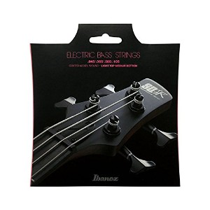 Ibanez Coated Nickel Wound for Electric Bass 4-Strings 45-105 [IEBS4C]