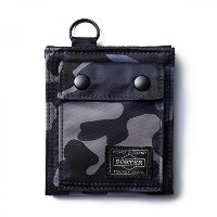 (ヘッド・ポーター) HEADPORTER JUNGLE WALLET (S) DARK NAVY