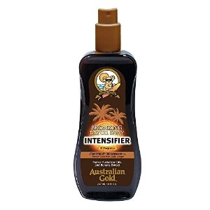 Australian Gold Intensifier Bronzing Dry Oil Spray 235 ml (並行輸入品)