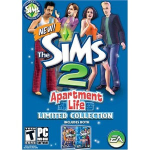The Sims 2: Apartment Life Limited Collection (輸入版)