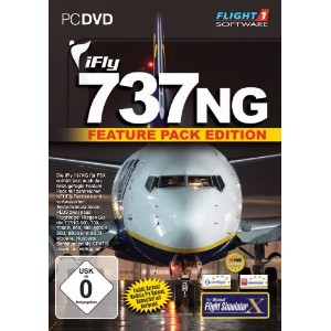 iFly 737NG Feature Pack Edition(FSX)(ドイツ版)