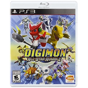 Digimon All-Star Rumble (輸入版:北米) - PS3