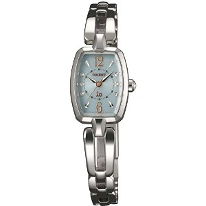 [オリエント] ORIENT 腕時計 iO Ladies Sweet Jewelry Solar Quartz SWDAC002F0 《逆輸入品》