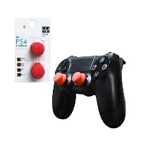 Skull&co PS4fpsフリークThumb Grip FPS Master( Red )