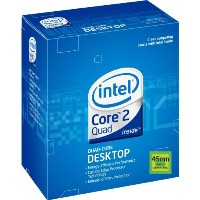 Intel Boxed Core 2 Quad Q9400 2.66GHz 6MB 45nm 95W BX80580Q9400