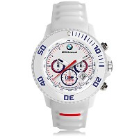 [アイスウォッチ]ICE-WATCH BMW Motorsport by Ice-Watch - Chrono - White - Big BM.CH.WE.B.S.13 【正規輸入品】
