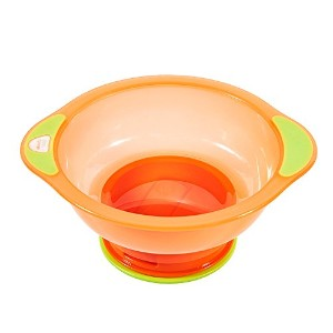 Vital Baby Unbelievabowl Suction Bowl - Orange