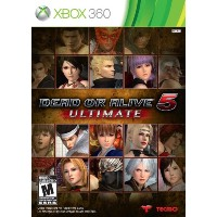 Dead or Alive 5 Ultimate (輸入版:北米) XBOX360
