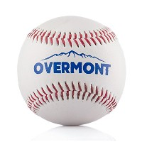 Overmont 練習用 野球 ボール トレーニング 軟式 ボール ソフトボール (3個)