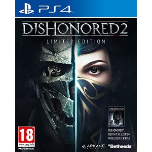 Dishonored 2 Limited Edition (PS4) - Imported