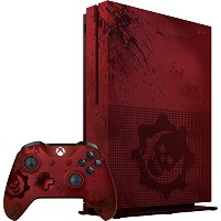 Xbox One S 2TB Console - Gears of War 4 Limited Edition Bundle(米国並行輸入品)
