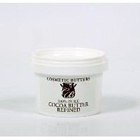 Cocoa Butter Refined 100% Pure And Natural 100g