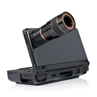 Telescope with Protective Case for Nintendo DSi