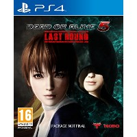 Dead or Alive 5 Last Round (PS4) (輸入版)