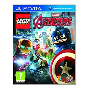 Lego Marvel Avengers (PS Vita) (輸入版)
