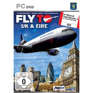 Fly to UK & EIRE (PC) (輸入版)