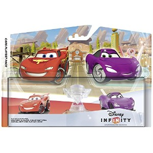 Disney Infinity Cars Playset Pack (PS3/Xbox 360/Nintendo Wii/Wii U/3DS) (輸入版)