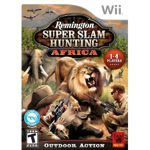 Remington Super Slam Hunting-Africa (輸入盤:北米)