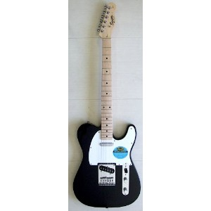 Squier by Fender スクワイア エレキギター Affinity Telecaster BLK