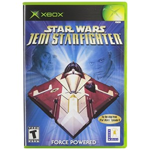 Star Wars Jedi Starfighter / Game