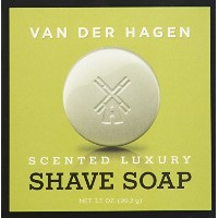 van der Hagen Luxury Scented Shave Soap by van der Hagen