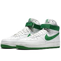 NIKE AIR FORCE 1 HIGH RETRO QS SUMMIT WHITE/LUCKY GREEN ナイキ エア フォース 1 HIGH レトロ QS 743546-104 (28.5)