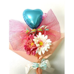 Candyブーケ (Blue×Pink)