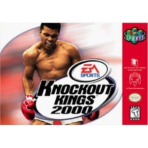 Knockout Kings 2000 / Game