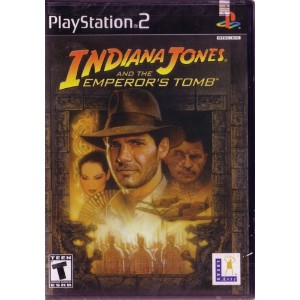 Indiana Jones & The Emperor's Tomb / Game
