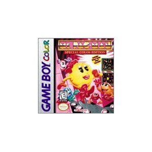 Ms Pac-Man / Game