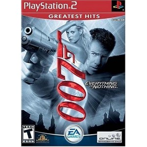 Bond 007: Everything Or Nothing / Game