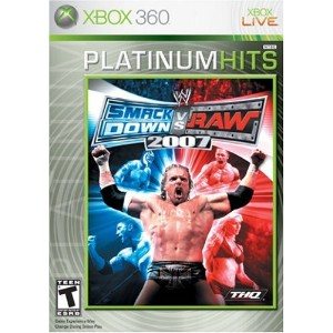 WWE SmackDown vs Raw 2007(北米版)